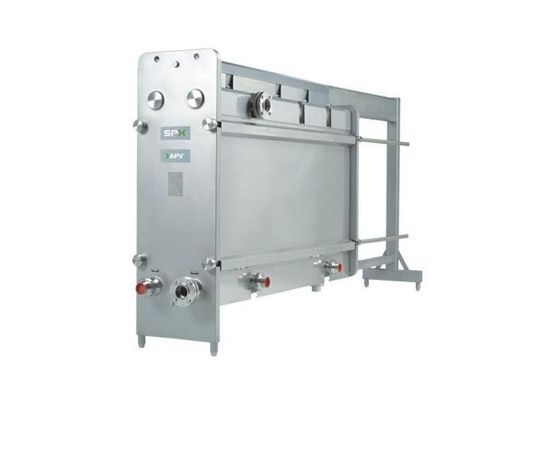 Intercambiadores de calor de placas sanitario